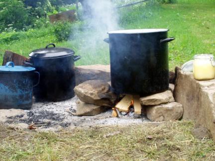 2008 kochen AO& bei uns.